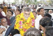 Prahlad-Patel's-welcome-after-reaching-Jabalpur-after-becoming-a-minister