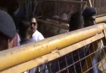 BJP-MP-Chintamani-malviya-abused-the-policemen-in-ujjain