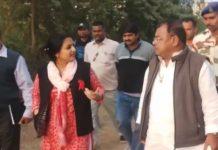 rewa-collector-preeti-maithil-nayak-statement-Shoot-someone-if-you-come-near-EVM