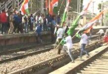 congress-worker-capturred-jabalpur-railway-platform