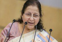 सुमित्रा महाजन