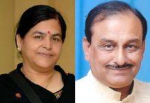 BJP-leader's-govind-malu-attack-on-usha-thakur-allegation-You-do-so-virtue-and-we-do-sin