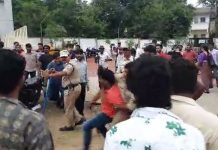 NSUI-and-ABVP-worker-fought-in-jabalpur