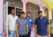 food-inspector-caught-taking-bribe-chatarpur-madhya-pradesh