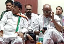 bjp-compalaint-in-election-commission-against-minister-pc-sharma