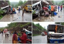 death-of-four-and-many-injured-in-bus-and-jeep-collision-in-nivali-khadikam-ghat-barwani-