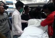 -The-building-under-house-collapses-on-labor-death-on-the-spot