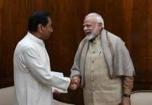 -madhya-pradesh-CM-Kamal-Nath-met-PM-Modi-in-Delhi