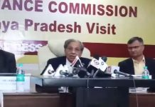 CM-Kamal-Nath-met-the-Chairman-of-the-Finance-Commission