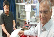 gwalior-bjp-mp-vivek-shejwalkar-resigns-on-mayor-post