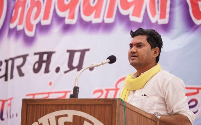 Congress-mla-alawa-demanded-'Article-15'-tax-free-in-the-madhya-pradesh