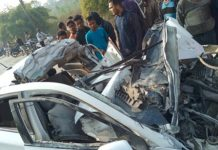 shahdol-accident-collision-between-standing-truck-and-car-two-died-in-this-incidence