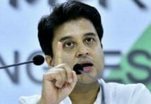 jyotiraditya-Scindia-supported-the-Modi-government's-decision-on-article-370