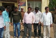 Police-arrested-6-gangsters-of-gangs-of-cut-pocket-in-rajgadh