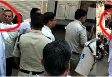 fight-between-mla-and-former-mla-at-hoshangabad-loksabha-seat