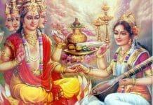 interesting-story-about-saraswati-and-brahma-ji-marriage