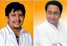 BJP-legislator-Akash-Vijayvargiya-attacked-Congress-on-Transfer-of-officers