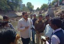 mla-praveen-pathak-warn-nigam-officers-in-gwalior