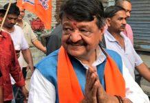BJP-vetran-leader-kailash-vijayvargiye-celebrating-his-birthday