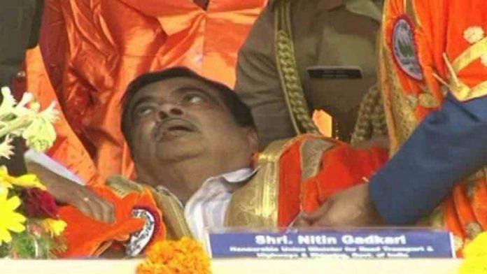 Union-minister-Nitin-Gadkari's-condition-worsens