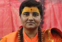 sadhvi-pragya-reached-mumbai-for-Present-in-the-court