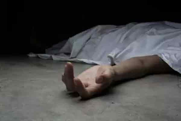 dead body found in a room