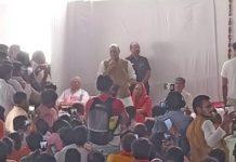 defense-minister-rajnath-singh-paid-tribute-to-shivraj-singh-father
