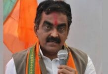 bjp-state-president-attack-on-congress-government-hundred-days