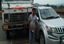 mp-dhalsingh-bisen-car-collided-with-dumpar-in-jabalpur-