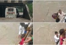 mandsaur-despite-four-feet-of-water-driver-landed-a-bus