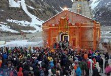 char-dham-yatra-kedarnath-temple-door-open-for-pilgrims