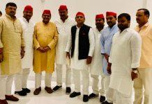 BJP-former-MLA-RD-prajapati-join-samajwadi-party
