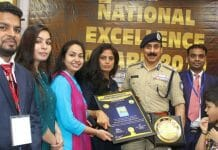 NGO-Awarded-with-National-Excellence-Award