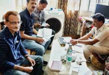 Lokayukta's-raid-on-bank-manager-house-in-Bhopal-timarni-and-banapura