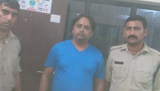 BJP-leader-operating-sex-racket-in-guest-house-gwalior-police-arrested