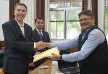 FBI-appreciates-Madhya-Pradesh-STF-officer-meet-adg-stf-