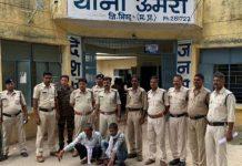 bhind-news-Baba-Prahlada-Das-murder-case-two-arrested-