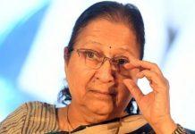 loksabha-speaker-sumitra-mahajan-did-not-reach-for-the-pm-meeting-venue-mp