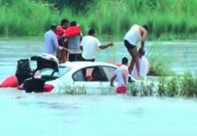 pushed-his-bmw-car-in-river-after-his-father-denied-to-buy-him-a-jaguar-car