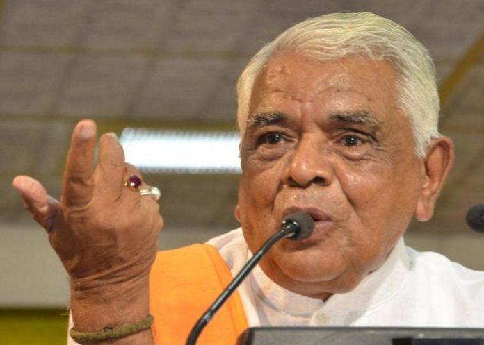 Former-Chief-Minister-Babulal-Gaur-targeted-the-BJP-aagain
