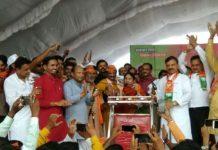 former-congress-mla-sadhna-sthapak-join-bjp-beofre-election-in-madhya-pradesh