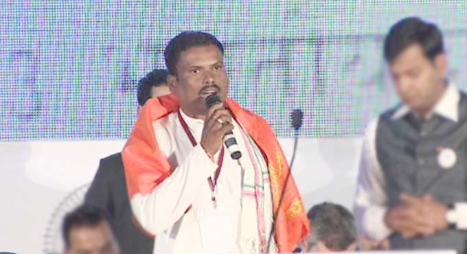Action-was-not-done-in-Jyoti-Dhwiya-case-due-to-protection-of-BJP-government-Minister-Marakam