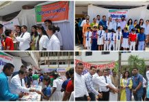 free-dental-and-blood-group-checkup-camp-and-plantation-in-jabalpur-
