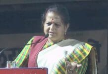 ex-minister-archana-chitnese-warn-to-voter-after-defeat-in-election-
