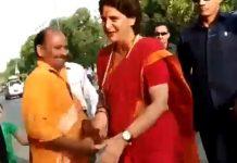 priyank-gandhi-stopped-her-car-seeing-modi-modi-slogans-in-indore-