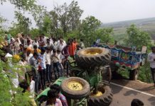 road-accident-one-dead-and-20-injured-in-rajgarh-district-