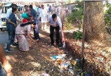 governor-looking-at-the-dirt-in-pachmarhi-started-cleaning-himself-