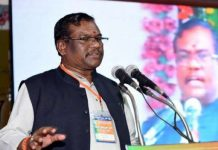 BJP-mp-claim-congress-government-will-dissolve-after-loksabha-election