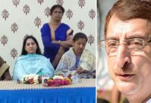 vivek-tankha's-wife-campaigning-for-her-husband--