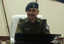 new-sp-took-charge-of-tikamgarh